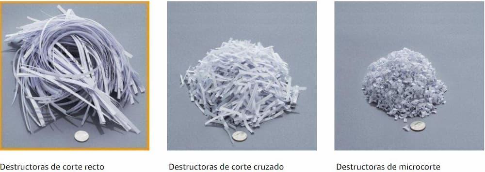 Guía para saber qué destructora de papel comprar