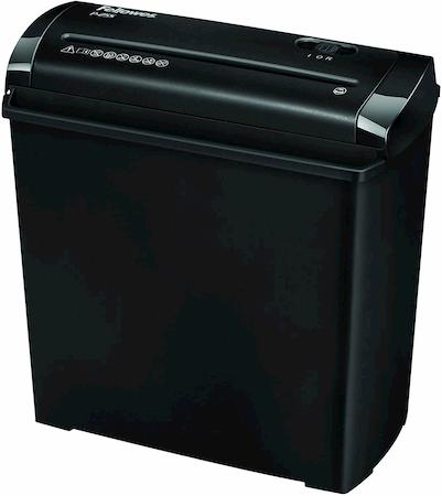 destructora de papel fellowes p 25 s
