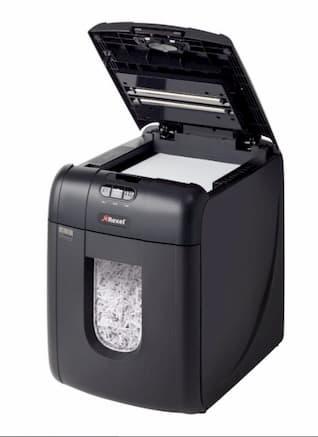destructoras de papel automáticas