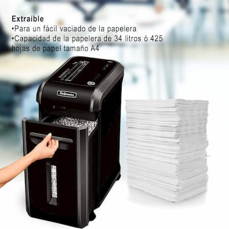 trituradora de papel Fellowes 99Ci